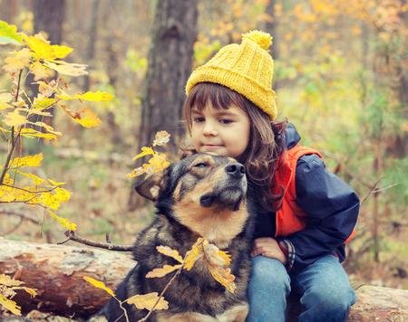 children and pet loss