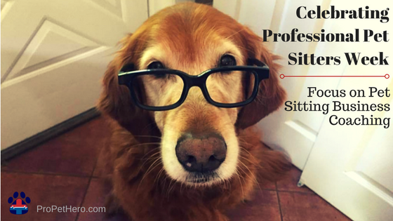 Professional Pet Sitters Week
